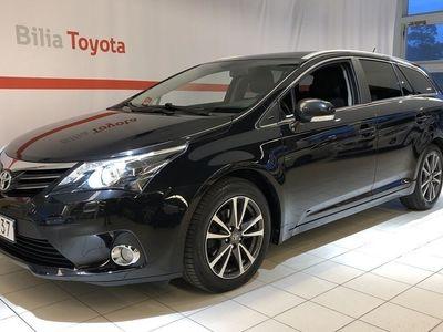 begagnad Toyota Avensis Kombi 2,0 Business B3 GPS