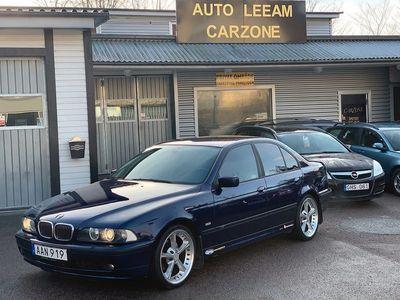 begagnad BMW 528 iA Automat 193hk,UNIK,Samlarexemplar