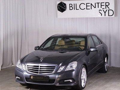 begagnad Mercedes E350 CDI BlueEFFICIENCY 7G, 23