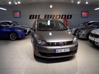 begagnad VW Golf Plus 1.4 TSI Masters 122hk