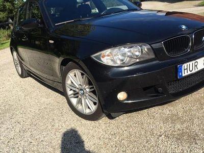 begagnad BMW 120 i M-SPORT