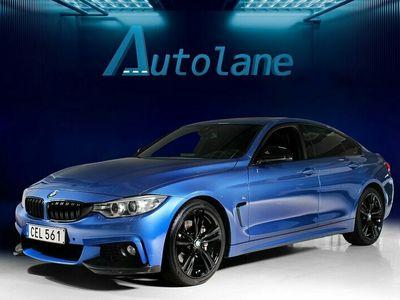 begagnad BMW 435 Gran Coupé i M Sport Steptronic Eu6 306hk