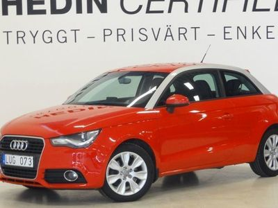 begagnad Audi A1 1,4 TFSi S-TR Sport Proline+ Teknikpkt Xenon+