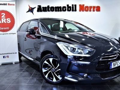 begagnad Citroën DS5 2.0 BlueHDi (180hk) Auto Euro-6 Panorama