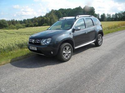 begagnad Dacia Duster 4x2,1,2 TCe Laureate 15 låg mil -15