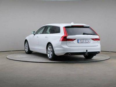 begagnad Volvo V90 D4 Awd Business Adv Aut Drag VoC