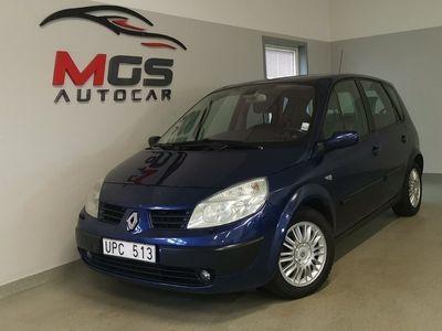 begagnad Renault Scénic 10600mil 135hk Nybes nykamrem