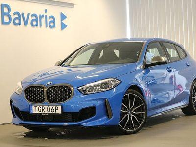 begagnad BMW M135 i xDrive Innovation pkt live cock -20
