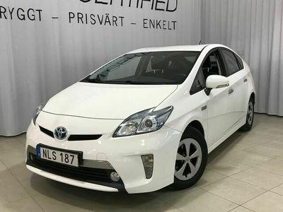 begagnad Toyota Prius Plug - in Hybrid 1.8 VVT - i Automat 136 hk / Vinterhjul