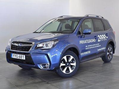 used Subaru Forester 2.0i XE 4WD Adventurepaket Euro 6 150hk Demo
