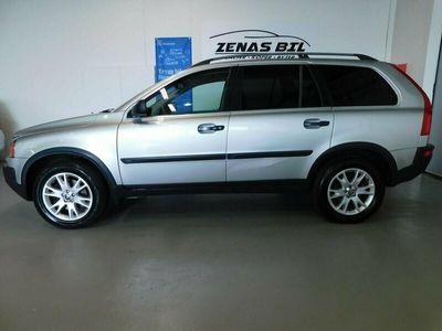 begagnad Volvo XC90 2.5T AWD Automat Kinetic 7-sits 210hk