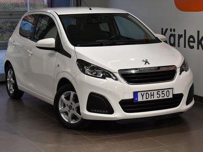 begagnad Peugeot 108 Active 1,0 PureTech 68hk 5D - LEV