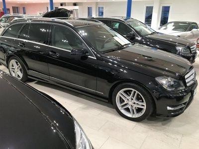 begagnad Mercedes C220 CDI AMG Automat