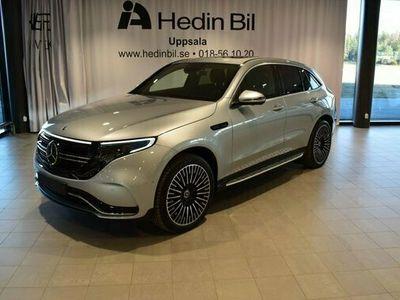 begagnad Mercedes EQC Benz 400 4MATIC 360-KAMERA PREMIUMPAKET P 2021, SUV Pris 904 000 kr