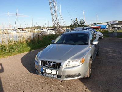 begagnad Volvo V70 D5 AWD all utrustning ocean race
