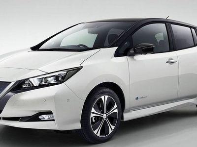brugt Nissan Leaf PRIVATLEASING TEKNA FRÅN 4550KR/MÅN