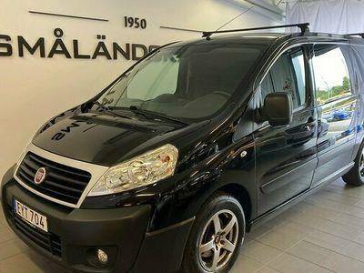 begagnad Fiat Scudo Van 2.0 Multijet 2015, Transportbil Pris 99 000 kr