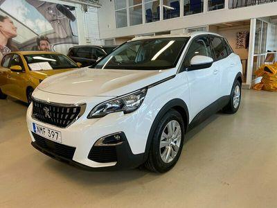 begagnad Peugeot 3008 1.2 PureTech EAT 130hk Active Aut Dragkrok