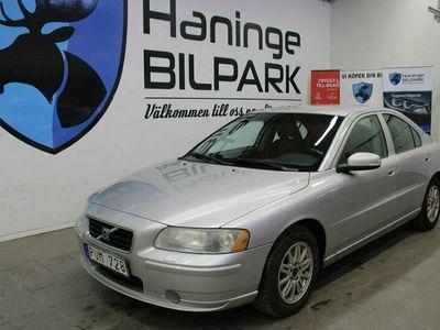 begagnad Volvo S60 2.4D Momentum 163hk / Dragkrok