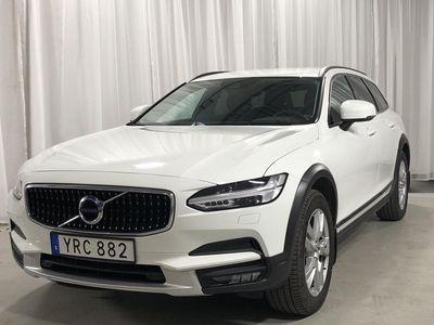 used Volvo V90 CC D4 AWD (190hk)