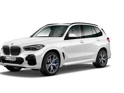begagnad BMW X5 xDrive45e M Sport Innovation Panorama Night Vision Drag