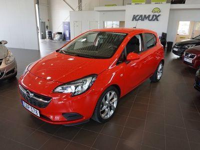 begagnad Opel Corsa 5-dörrar 1.4 Automatisk 90hk Frih -18