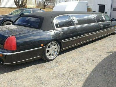 begagnad Lincoln Town Car