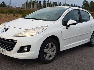 begagnad Peugeot 207