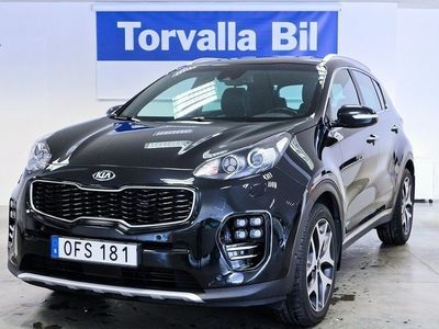 begagnad Kia Sportage 2.0 CRDi AWD AUT GT-Line 2. RÄNTA 2016, SUV 189 900 kr
