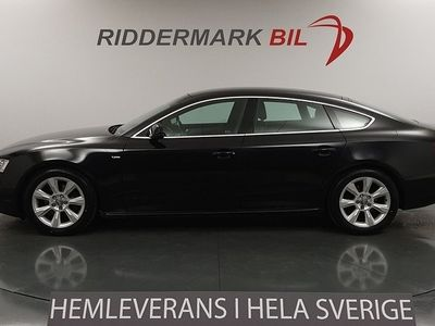 begagnad Audi A5 Sportback 2.0 211hk Q. S-Line Nyservad