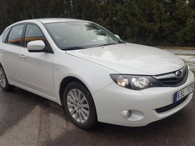 gebraucht Subaru Impreza 2.0 R 150hk 4WD -10