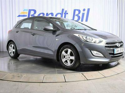 begagnad Hyundai i30 5-dörr 1.4 blue 100hk / Rattvärme