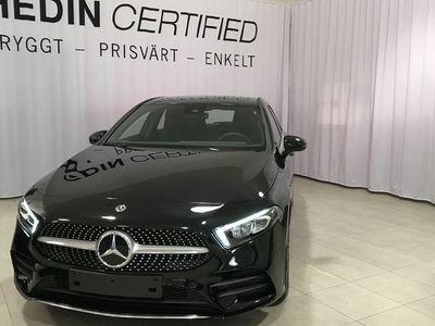 begagnad Mercedes A180 DEMO AMG-LINE BACKKAMERA V-HJUL