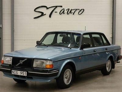 begagnad Volvo 240 GLT 2.3 2 Brukare 131hk