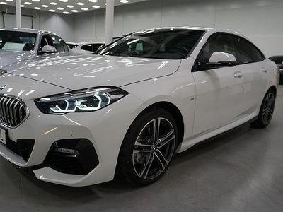 begagnad BMW 218 i Gran Coupe M Sport Navi Tonade Rutor HiFi