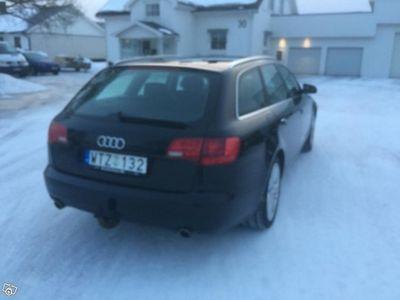 begagnad Audi A6 2.4 Multitronic -06