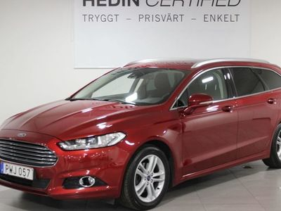 begagnad Ford Mondeo Business 2.0TDCi 180HK AWD Aut