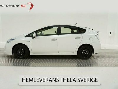 begagnad Toyota Prius Plug-in Hybrid 1.8 VVT-i + 3JM B-Kamera 136hk