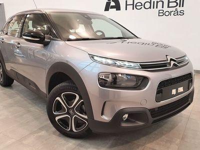 begagnad Citroën C4 Cactus PureTech 110 Feel Pack // Apple Carplay // Autobroms //