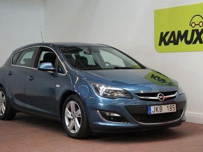 used Opel Astra 1.7 CDTI Sport S&V-Hjul (110hk)