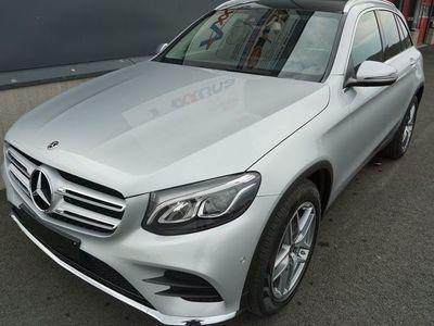 begagnad Mercedes GLC220 d 4-MATIC Aut /Demobil -19
