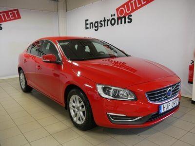 begagnad Volvo S60 D4 190hk Momentum