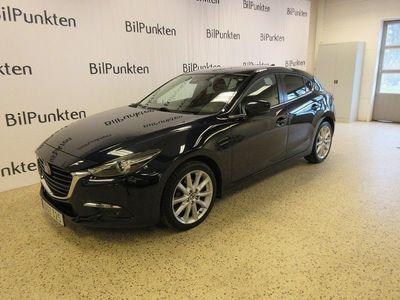 begagnad Mazda 3 2,2 De OPTIMUM AUT