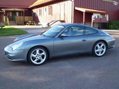 gebraucht Porsche 911 Carrera 3,6 320 hk -02