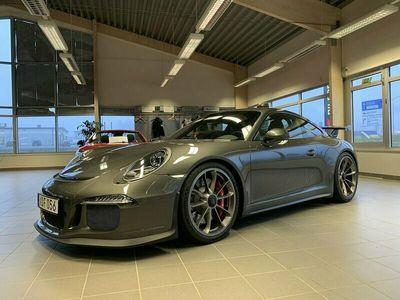 begagnad Porsche 911 GT3 PDK 475hk