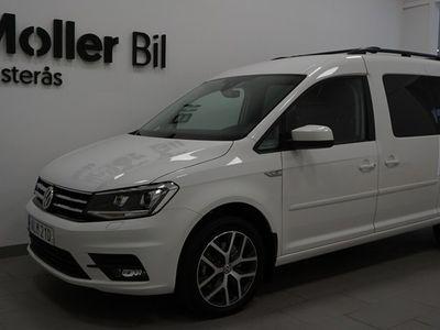 begagnad VW Caddy Maxi Life COMFORTLINE 2,0TDI150HK DSG/4M