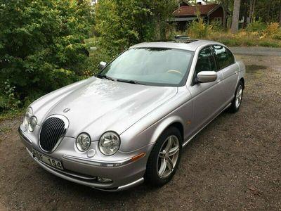 begagnad Jaguar S-Type 3,0L V6 EX