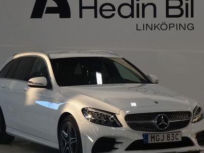 brugt Mercedes C200 D FLEET AMG Dragkrok Navigation Backkamera DEMO