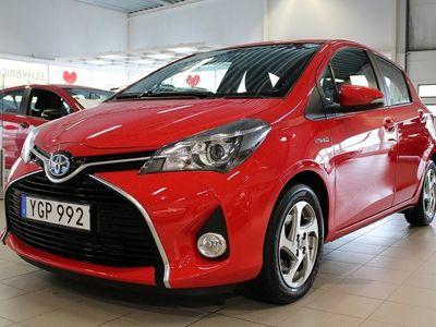 begagnad Toyota Yaris 1,5 Elhybrid Edition Feel