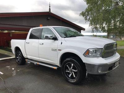 begagnad Dodge Ram Laramie 5,7 L Hemi crewcab -13